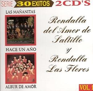 Amazon.com: Rondalla del Amor de Saltillo, Rondalla Las