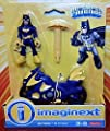 Fisher Price Imaginext DC Batgirl and Cycle Bike