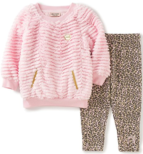 juicy-couture-little-girls-toddler-faux-fur-top-with-pockets-and-printed-pant-set-pink-3t