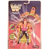 WWF / WWE Bend-Ems Series 1 Bret The Hitman Hart