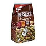 Hershey's Nuggets Chocolate Assortment (Tamaño: 52 oz. 150 pieces)
