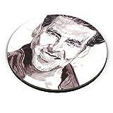PosterGuy Akshay Kumar Akki Painting Sketch, Art Fridge Magnet