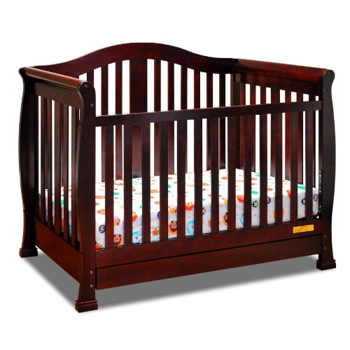 Jkajaat best price baby mile celine 3 in 1 convertible for Best value baby crib