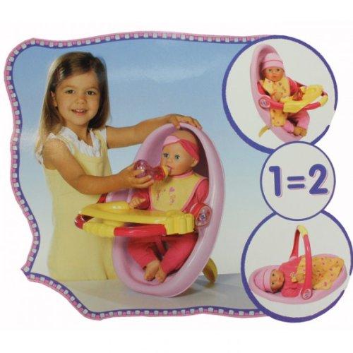 Zapf Chou Chou Puppensitz Füttern Sitz Puppe