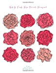 Red & Pink Rose Floral Bouquet Large...