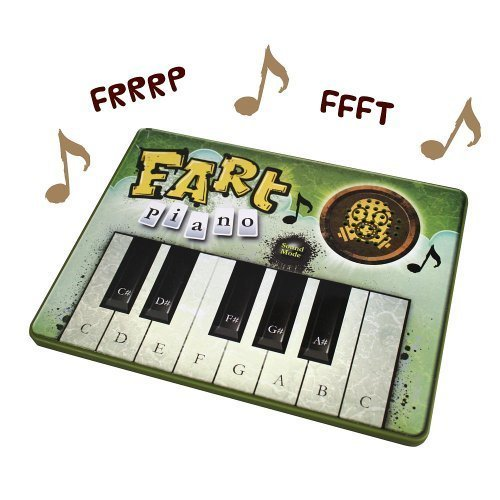 Prank Star Fart Piano, 6 Sound Modes