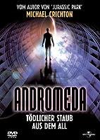Andromeda - T�dlicher Staub aus dem All