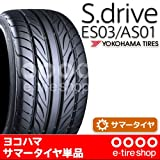 YOKOHAMA TIRE サマータイヤ単品 DNA S.Drive ES03 165/55R14 72V [エスドライブ]