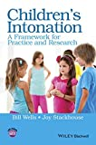 img - for Children's Intonation: A Framework for Practice and Research (Children's Speech and Literacy Difficulties) book / textbook / text book