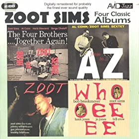 Four Classic Albums (The Four Brothers - Together Again!/From A To Z/Zoot/Whooeeee) (Digitally Remastered)