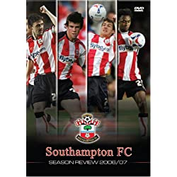 Southampton Fc - Season Review 2006/07 [Import anglais]