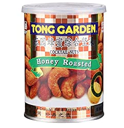 Tong Garden Honey Cocktail Nuts Tin, 150g