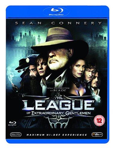 ���� ���������� ������������ / The League of Extraordinary Gentlemen (2003) BDRip-AVC