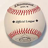 Diamond DOL-B Official League Baseball (1 Ea)