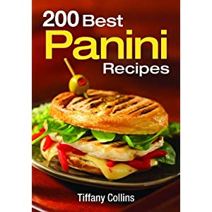 Click to buy Italian Cookbook: 200 Best Panini Recipes from Amazon!