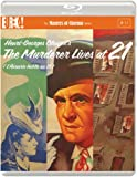 THE MURDERER LIVES AT 21 [L'ASSASSIN HABITE AU 21] (Masters of Cinema) (Blu-ray)