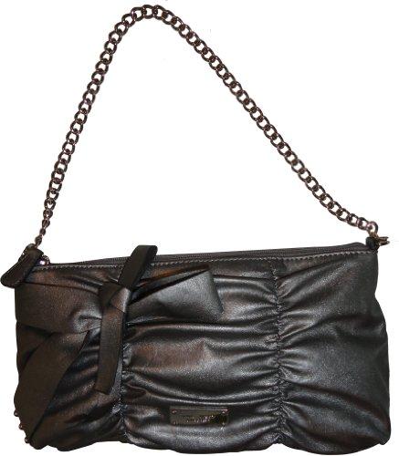 Nine West Purse Handbag Stud Angel 2 Black