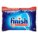 Finish Dishwasher Salt 4x2kg