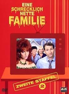 Eine schrecklich nette Familie - Zweite Staffel [3 DVDs]