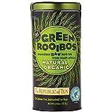 The Republic Of Tea, 100% Organic Natural Green Rooibos Tea Bags, 36 Tea Bag Tin