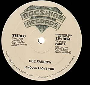 Should I Love You: Cee Farrow: Amazon.it: Musica