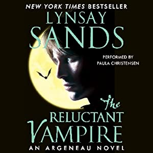 The Reluctant Vampire: Argeneau Vampires, Book 15 | [Lynsay Sands]