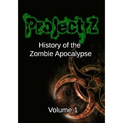Project Z - Volume One DVD
