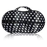 PackNBUY BLACK Polka Girls BRA Bag