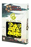 Official Legend of the 5 Rings 10xD10 Dice Set (The Dragon Clan)