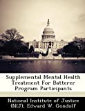 img - for Supplemental Mental Health Treatment For Batterer Program Participants book / textbook / text book