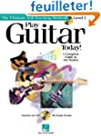 Play Guitar Today! Level 1 Gtr Book/Cd