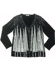 Sparkling Snowfall  Christmas sparkling rhinestone