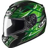 HJC Storm Men's CS-R2 On-Road Motorcycle Helmet - MC-4 / X-Large