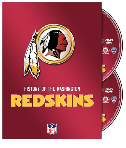 NFL History of the Washington Redskins [DVD] [Region 1] [US Import] [NTSC]