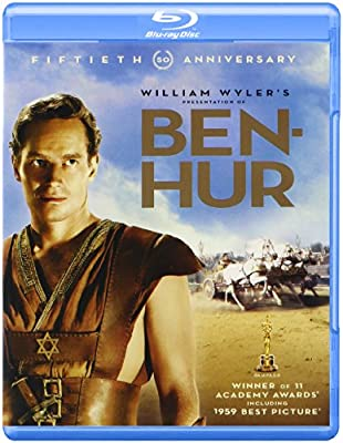Ben-Hur 50th Anniversary 4-Disc Blu-ray Combo Pack (BD/ DVD)