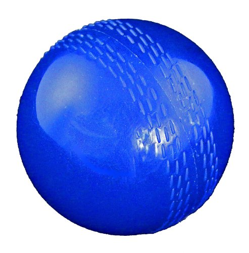Upfront Qvu JUNIOR Training Cricket Ball Windball - Blue (or Navy)