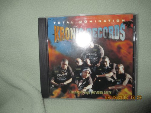 kronic-records-total-domination-uk-import