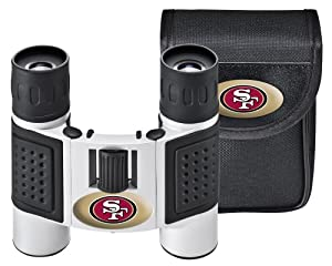 NFL San Francisco 49ers High Powered Compact Binoculars