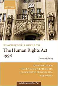essays on human rights act 1998