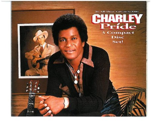 The Best Of Charley Pride Cd Covers