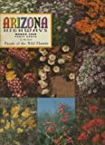 img - for Arizona Highways, March 1958 (Wild Flowers; Cotton; Mesquite; Bibliography) (Vol. 34, No. 3) book / textbook / text book
