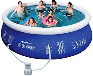 Jilong Pools 10 Foot Prompt Pool Set Discontinued By