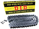 D.I.D 1248118D S Standard Chain 415 / 118 with Connecting Link