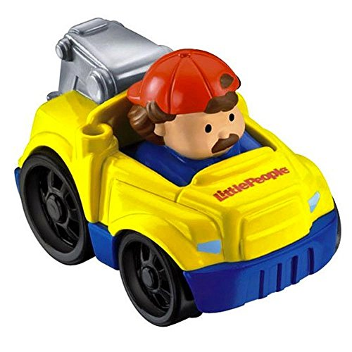 Little People Wheelies Car Tow Truck - 1