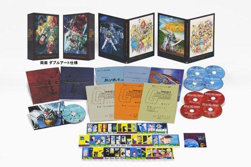 おすすめアニメ キャッチ 機動戦士ガンダム Blu-ray メモリアルボックス (初回限定生産)