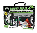 Slime 50051 Safety Spair All-In-One 36 Piece Roadside Emergency Essential Kit