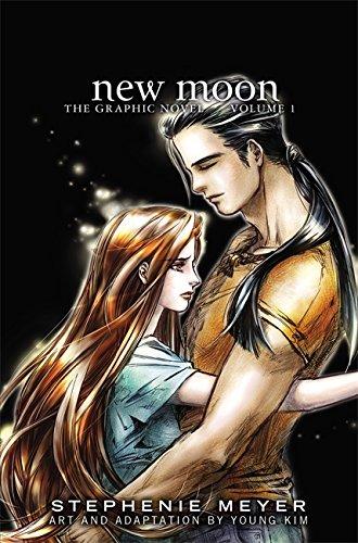 New Moon. The Graphic Novel - Volumen 1 (Twilight Saga)