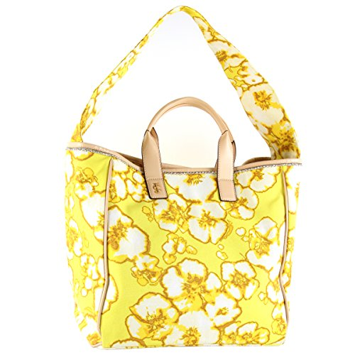 Juicy Couture Canvas Beach Tie Dye Tote