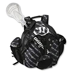Jet Pack Max X S1 Lacrosse Bags by Warrior