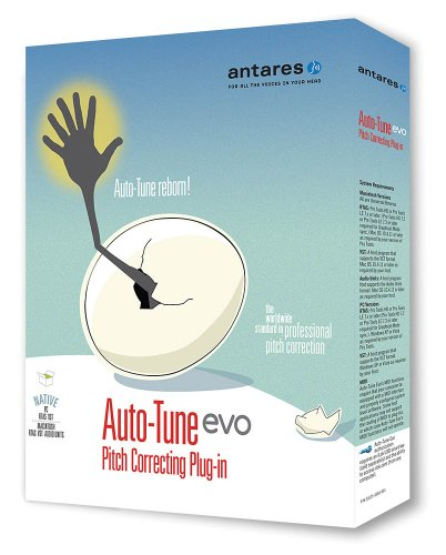 Antares Auto-Tune Evo - Native Edition